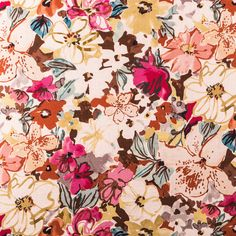 Trisha Poppy Home Decor Fabric