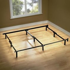 Sleep Revolution Compack Bed Frame with 9-Leg Support System, 53.5 by 70.5 by 7-Inch Sleep Revolution http://www.amazon.com/dp/B00EYN1NT6/ref=cm_sw_r_pi_dp_y7sBvb0WV73NC