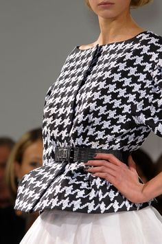 Christian Dior at Couture Spring 2012 - Livingly