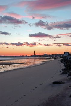 Provincetown Sunset; Cape Cod. Photo by Cape Cod Cyclist