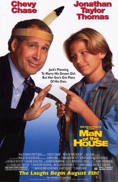 Man of the House - Loved, loved this movie! Watched it all the time!!