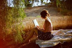 can't wait to spend my days reading outside again :)