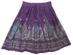 Valentine Gift Idea- Purple Skirt Sequin Boho Peasant Gypsy Short Skirt Mogul Interior,http://www.amazon.com/dp/B00BEDOE7W/ref=cm_sw_r_pi_dp_eSObsb1VC6JV3DP8