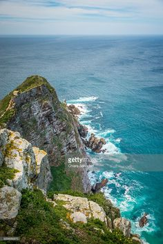 Cape Point | Western Cape, South Africa | #stockphotos #gettyimages #print #travel