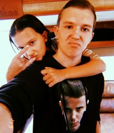 Millie Bobby Brown, Stranger Things, Casting Pics, Couple Photos, Haha, Lovers, My Love, Couples, Dogs