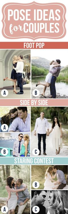 Photography Tips | 101  Ideas for Couples Photography