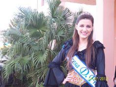 Mi hija cuando era princesa en mi ciudad natal, Dona Francisca-RS.