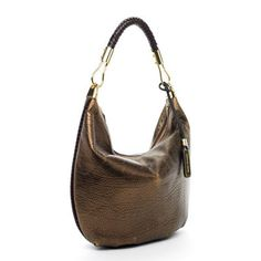 For this Christmas Choice,Michael Kors Shoulder Handbags,Michael Kors Skorpios Crescent Hobo Copper Sale-149