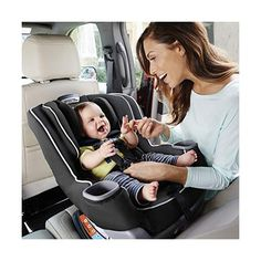 Graco Baby Extend 2 Fit Convertible Car Seat Infant Child Safety Davis New Best Convertible Car Seat, Rear Facing Car Seat, Car Seat Accessories, Doll Accessories, Baby Swings, Broken Leg, Baby Time, Child Safety, Baby Car Seats