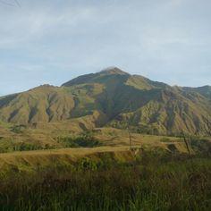 Mindoro mountain
