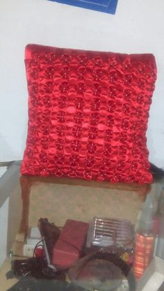 """Cushion cover size 15""""*15"""""""