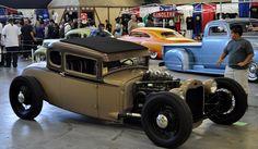 Hot Rod | Hot Rod e Kustom: Ford 1932 5 janelas Hot Rod.