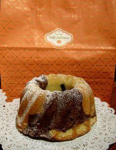 Sant Ambroeus marble cake