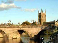 Image result for worcester skyline uk