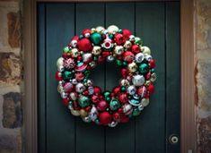 Dress Your Door: The Modern Wreath on Etsy