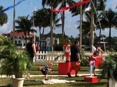 Dolphin Golfin  C B Mini Golfwest Palm Beachputt