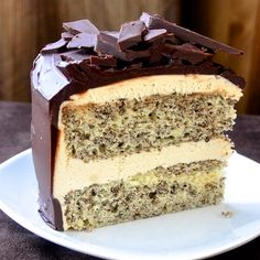 "Tweed Cake ~ via this blog, ""Rock Recipes""."