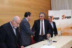 Tomada de Posse dos novos Órgãos Distritais do PSD de Beja, com a presença de José Matos Rosa - 20 de setembro de 2014