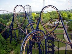 Come to Spirit Song 2014 at King's Island this June Scary Roller Coasters, Roller Coaster Theme, Crazy Roller Coaster, Kings Island, Amusement Park Rides, Cedar Point, Carnival Rides, Water Slides, My Ride