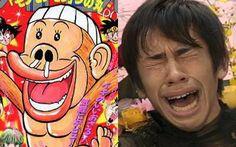 MonMon C& Nobunari Oda【そっくり】どう見ても完全に一致!似てるとしか言いようがない画像11選   COROBUZZ
