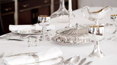 Jarosinski & Vaugoin  Handmade cutlery and tableware, jewelry for women and men, gifts, made of real silver.