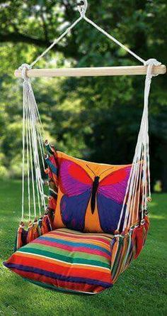 Have To Have It Magnolia Casual Mckenzie Garden Hammock Chair And