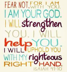 Isahia 41:10