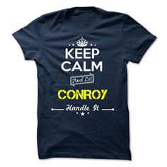 CONROY -Keep calm