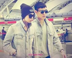 Gtop......... Love airport fashion