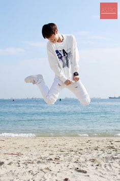 Never give up, Jump to the sky | MoonBin ASTRO