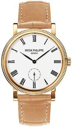 7119j-010 Patek Philippe Calatrava Ladies Watch