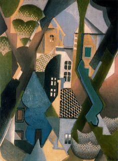 El pueblo (1918), Jean Metzinger