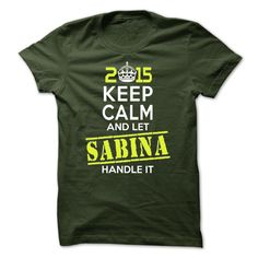 (Greatest Low cost) SABINA  - This Is YOUR Year - Order Now...