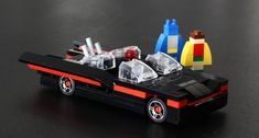 History of the Batmobile 1966   Flickr - Photo Sharing!
