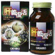 Viên tinh chất hàu orihiro Nhật Bản bổ dương, tăng chất lượng tinh trùng