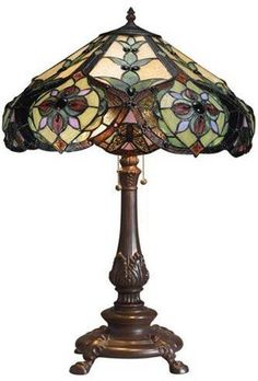 Tiffany Lamps For Sale | VICTORIAN TIFFANY LAMPS