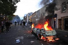 Does tougher sentencing deter crime? Evidence from the London 2011 riots suggests it does | British Politics and Policy at LSE
