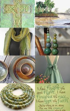 Sage Green with Envy,,, by Paula on Etsy--Pinned with TreasuryPin.com