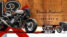 Yard Built XJR1300 'Project X' by Deus Yamaha Motor France