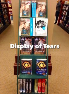 Display of tears... ~Divergent~ ~Insurgent~ ~Allegiant~