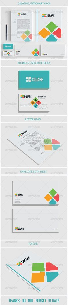Creative Stationary - Creative Business Cards