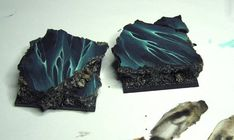 perfect marble basing ideas