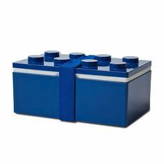 Bento Block Blue, $25.20, now featured on Fab. [Lego, Miya]