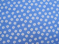 Flora Cotton - This lightweight dress fabric is perfect for making a summer dress or blouse.