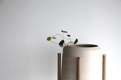 Objects of Use Vases is a minimalist design created by Denmark-based designer Maria Bruun. (1)