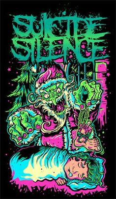 Suicide silence devainart