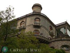 Castillo de Chapultepec, Ciudad de México.