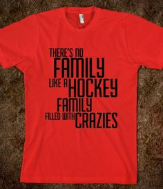 After you marry a hockey player I'll buy you this