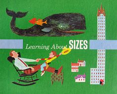 Learning About Sizes - Tina Thoburn