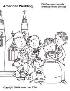 Image Search Results For Wedding Coloring Pages